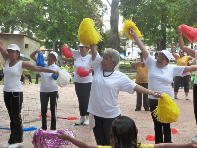 100 Abuelitos Disfrutaron Durante Ii Festival Del Adulto Mayor
