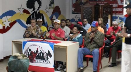 frente-chavistas-guardianes-del-legado-de-chavez-apoyan-medidas-economicas-del-gobierno-nacional